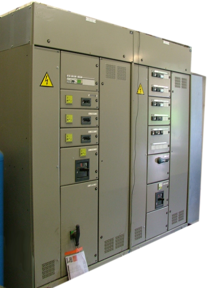 Schemi Quadri Elettrici Industriali : Quadri elettrici